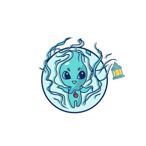 Wandering Wisp logo