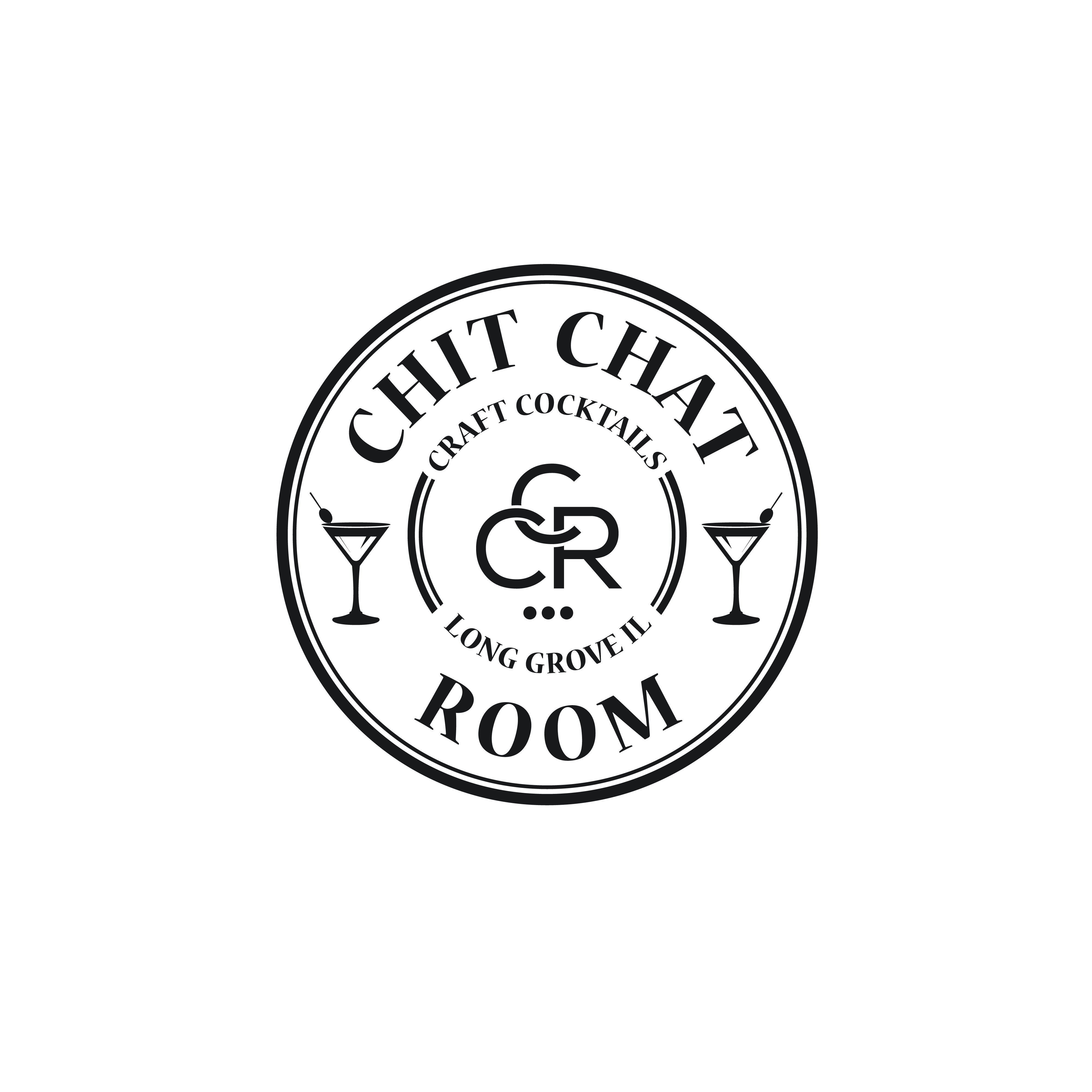 The more creative the better,  for a logo for craft cocktail bar also have beer and food. No chat icon logos please