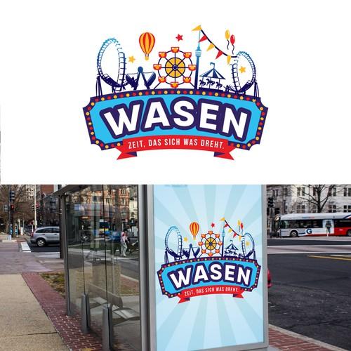 Logo for Wasen