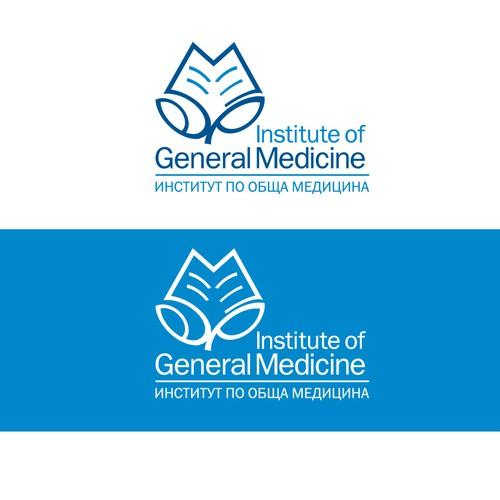 Logo for Bulgarian Medicine institute