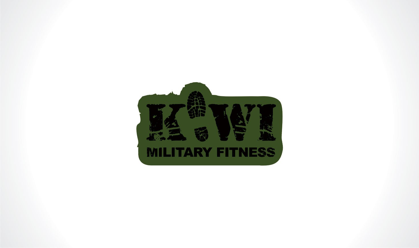 Create the next logo for Kiwi Military Fitness