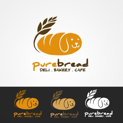 PureBread: Deli-Bakery-Cafe needs a new logo