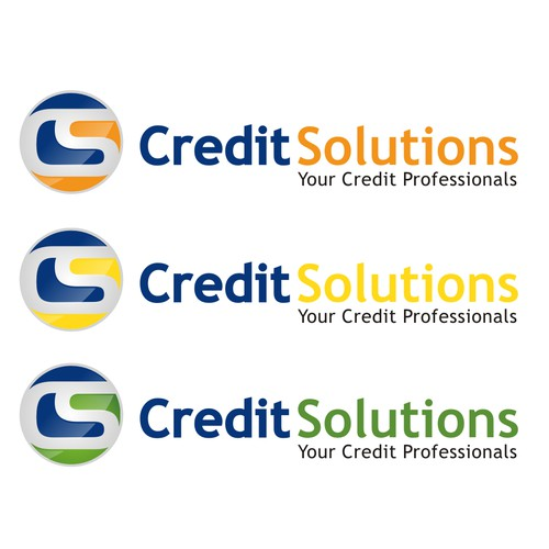 Create the next logo for Credit Solutions