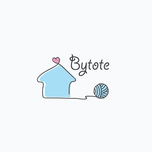 Home made logo.