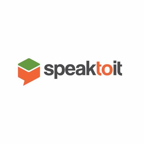 New original logo needed for Speaktoit