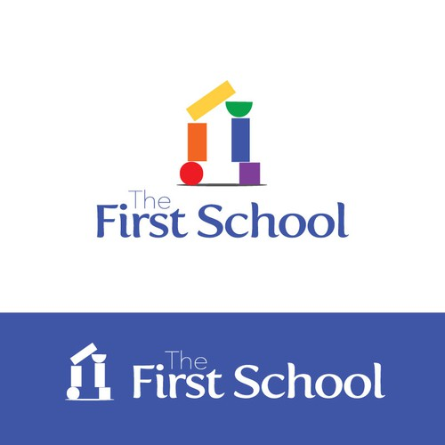 The First School Logo