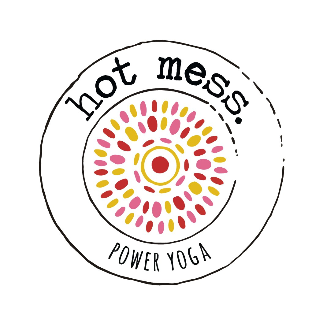 Design a Clever Logo for Hot Mess Power Yoga