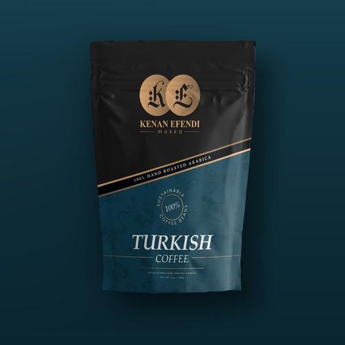 Turkish Coffee Pouch
