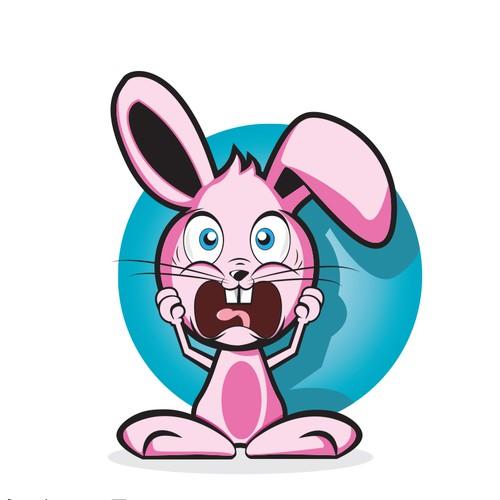 screaming bunny