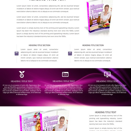 WEB SITE DESIGN - Slimmer and Thinner You