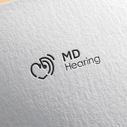 Logo design for Hearing Aid