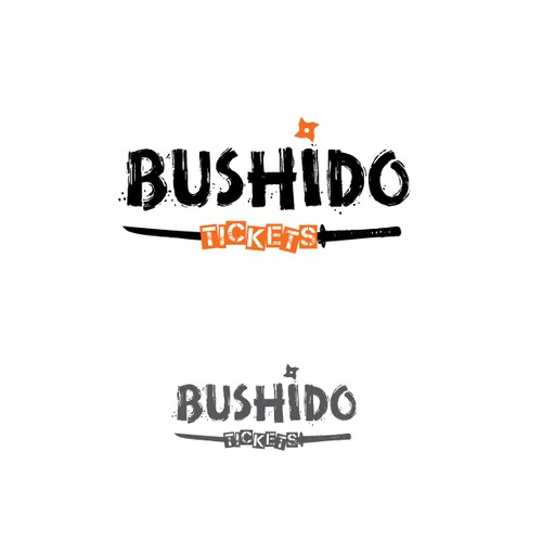 New logo wanted for BushidoTickets.com