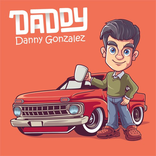 daddy mascot characters