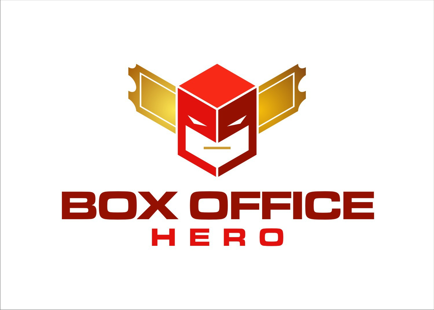 BoxOfficeHero - Create a Super Heroic logo for a new event information site!