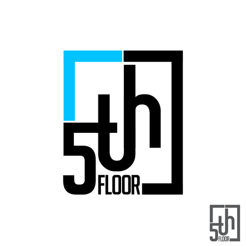 Minimalist Logo for 5th Floor