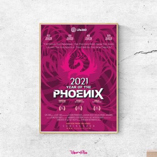 Promotional Poster Design Concept