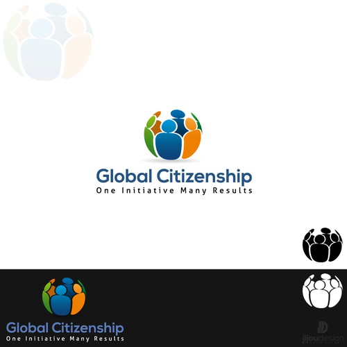Global citizenship logo