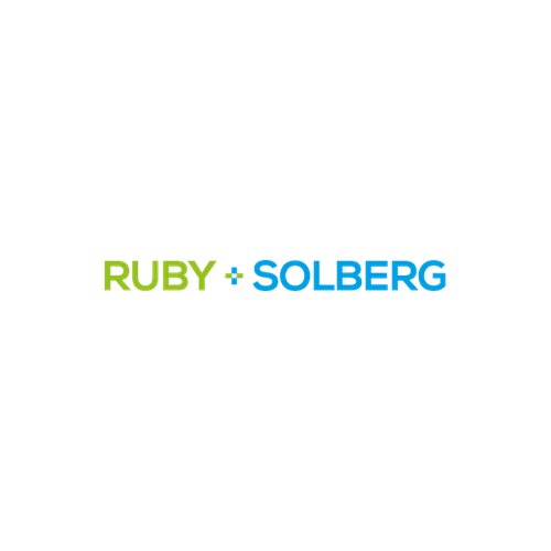 Create the next logo for Ruby+Solberg