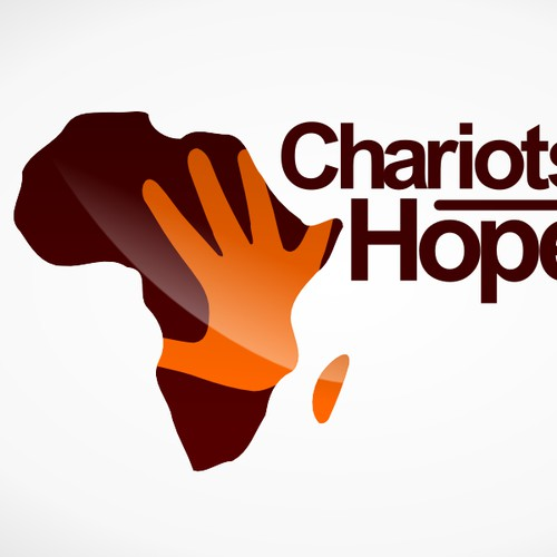 Create the next logo for Chariots for Hope