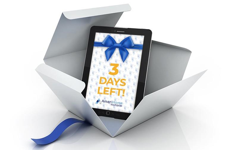 iPad Package Image Countdown Updates