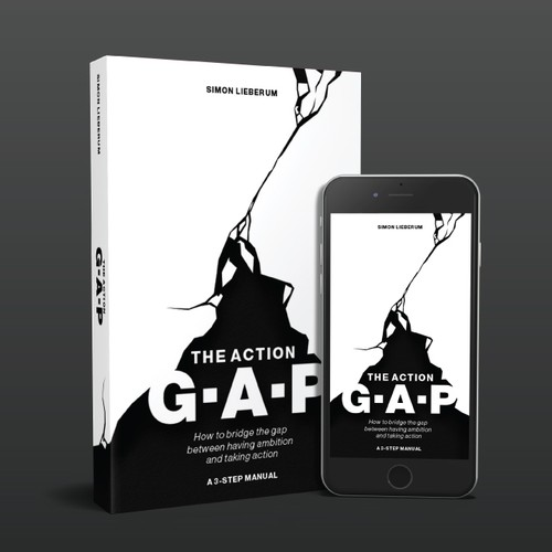 the gap, cover book
