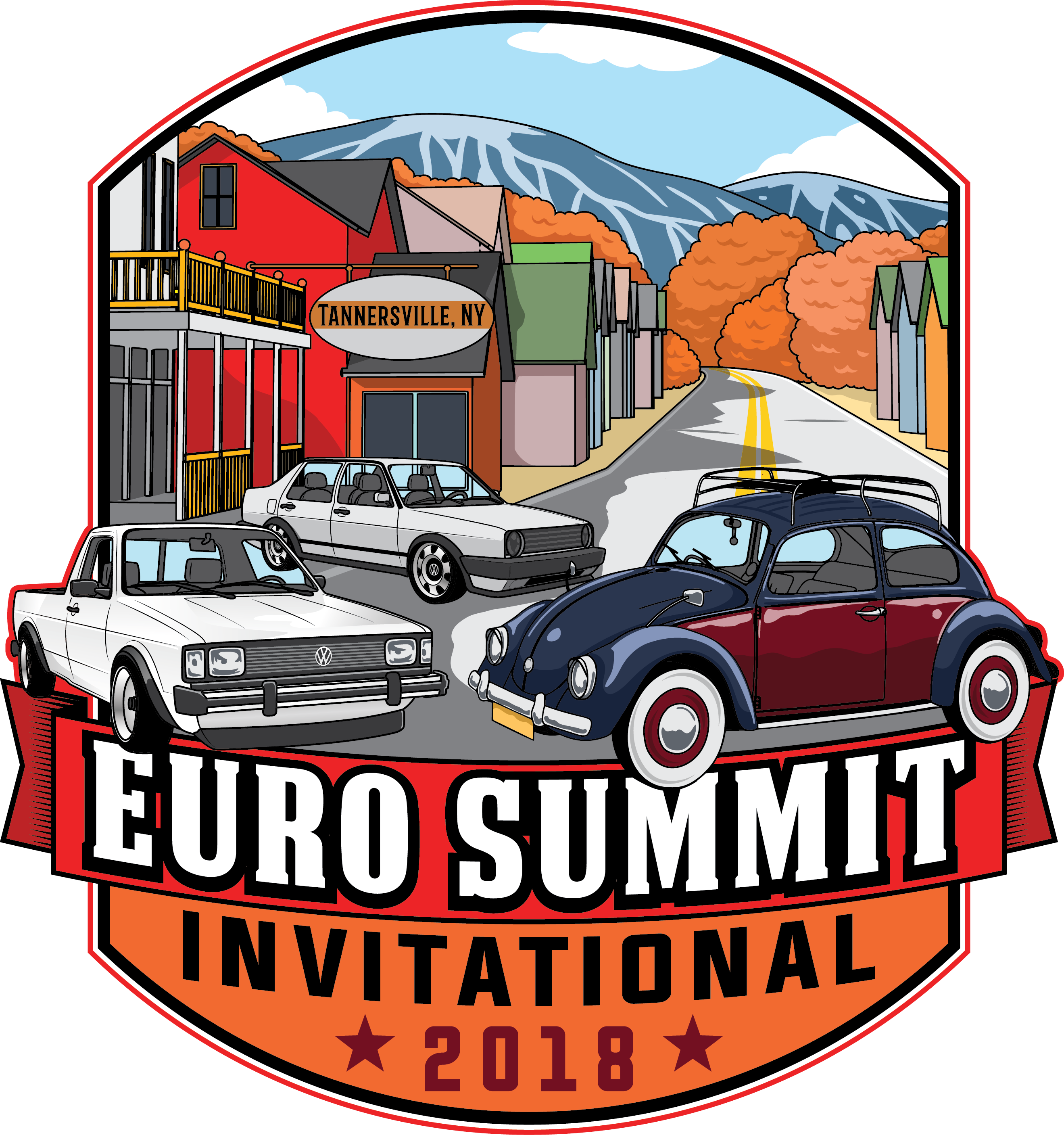 Euro Summit Inivitational 2018 Artwork contest for Thousands of people to see!