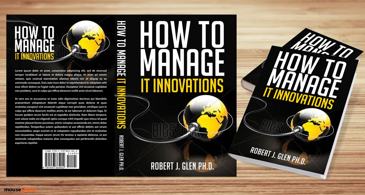 Create the next book or magazine cover for Robert J Glen