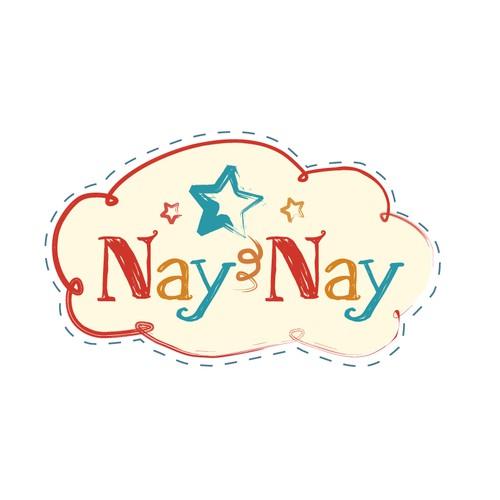 "LOGO for ""Nay-Nay"", Presenter at ABC4Kids' Australia, singer & newest preschool superbrand!"