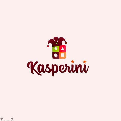 logo pour un magasin de jouer
