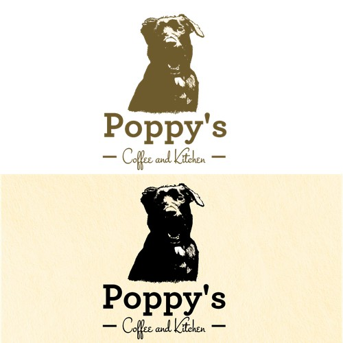 Coffee shop logo submission