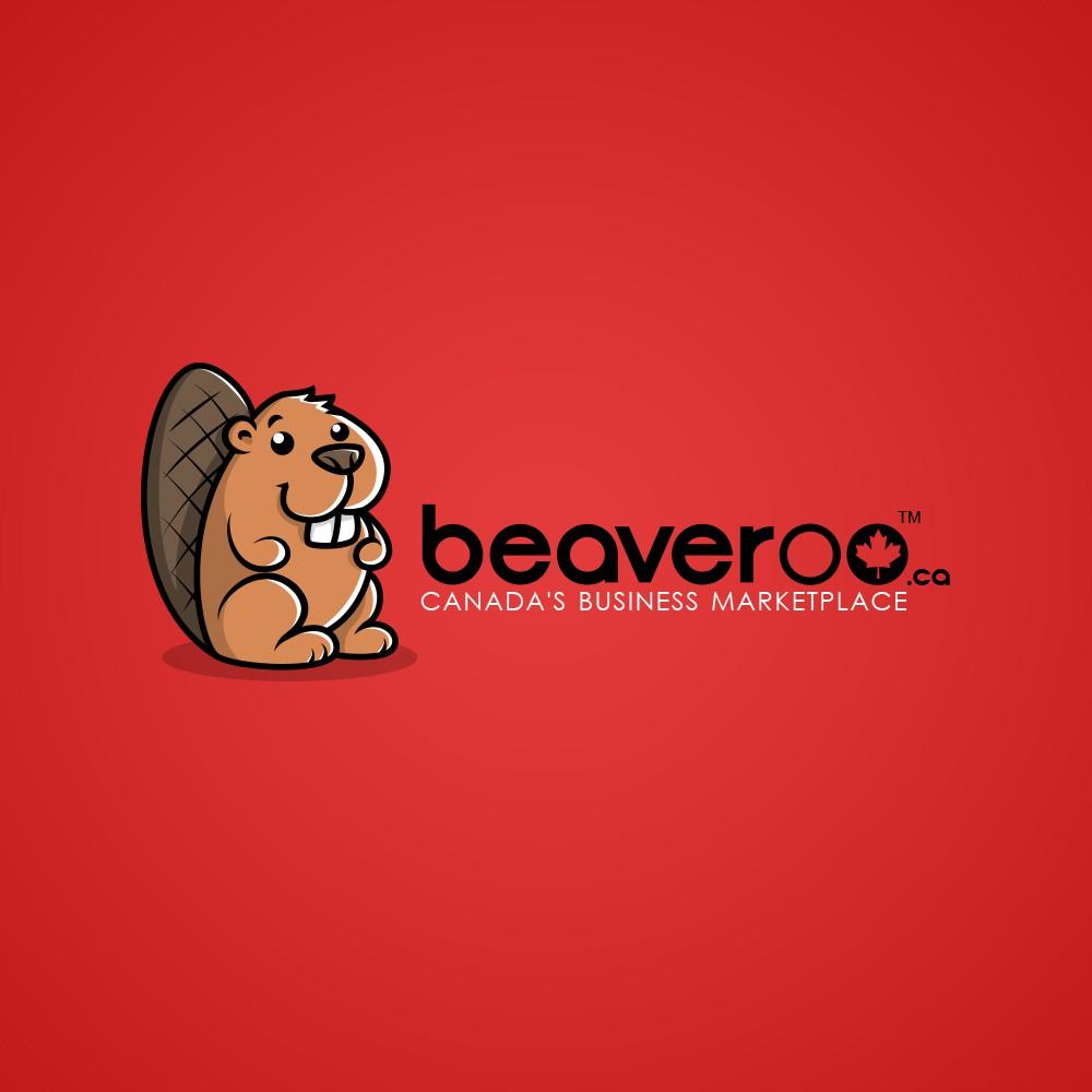 Beaveroo.com is eager as a beaver for a new logo!