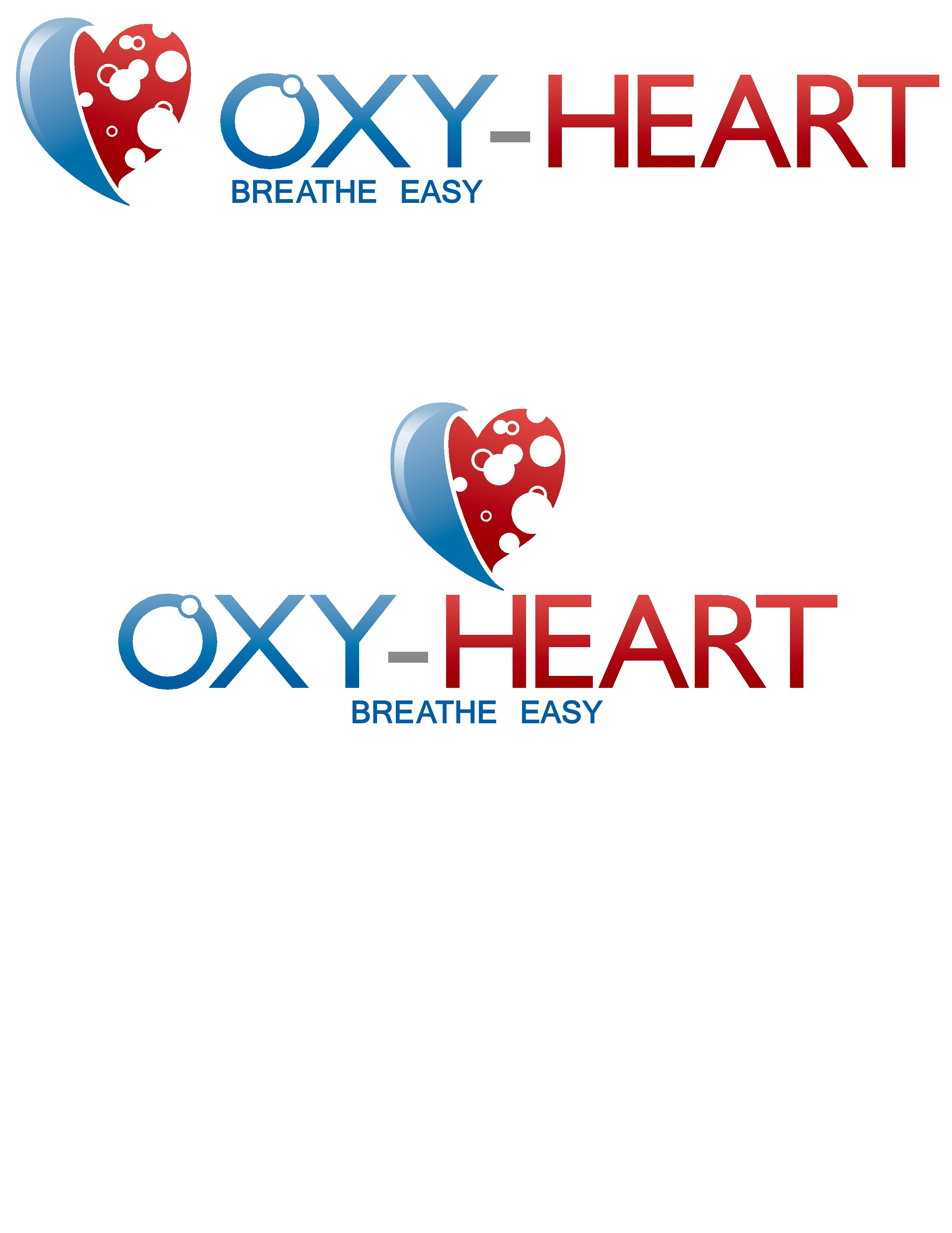 CREATE A DESIGN FOR PROVIDING OXYGEN TO THE HEART FOR OXY-HEART