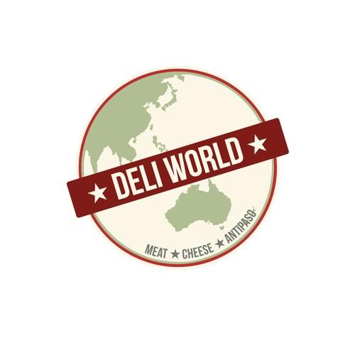 Deli World concept