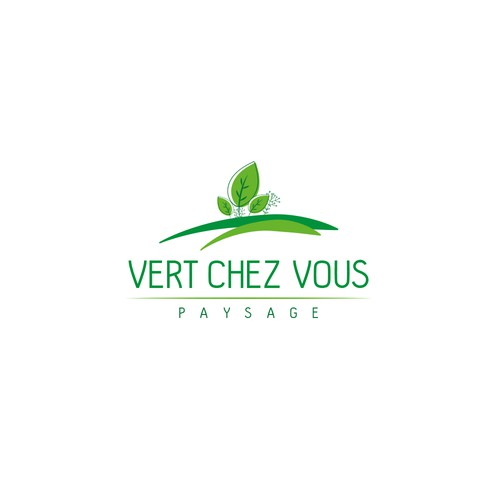 Vert Chez Vous Logo