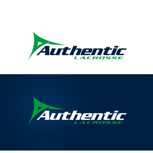 Logo for Authentic Lacrosse