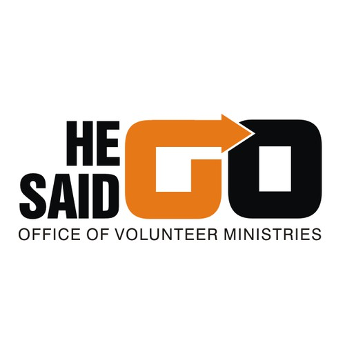 logo for HE SAID GO