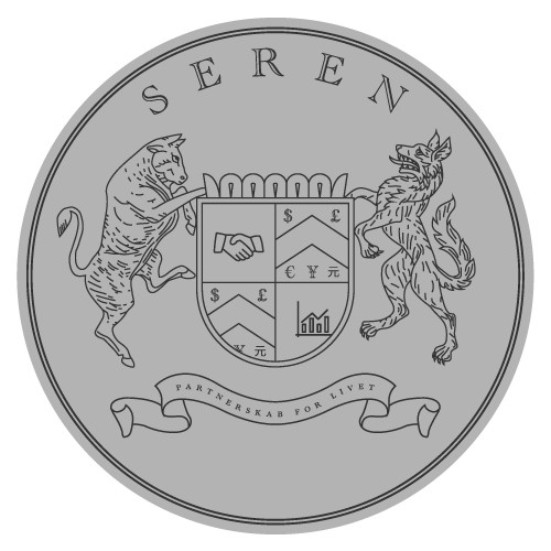 Coat of arms for financial company