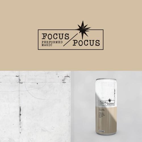 Focus Pocus energy drink