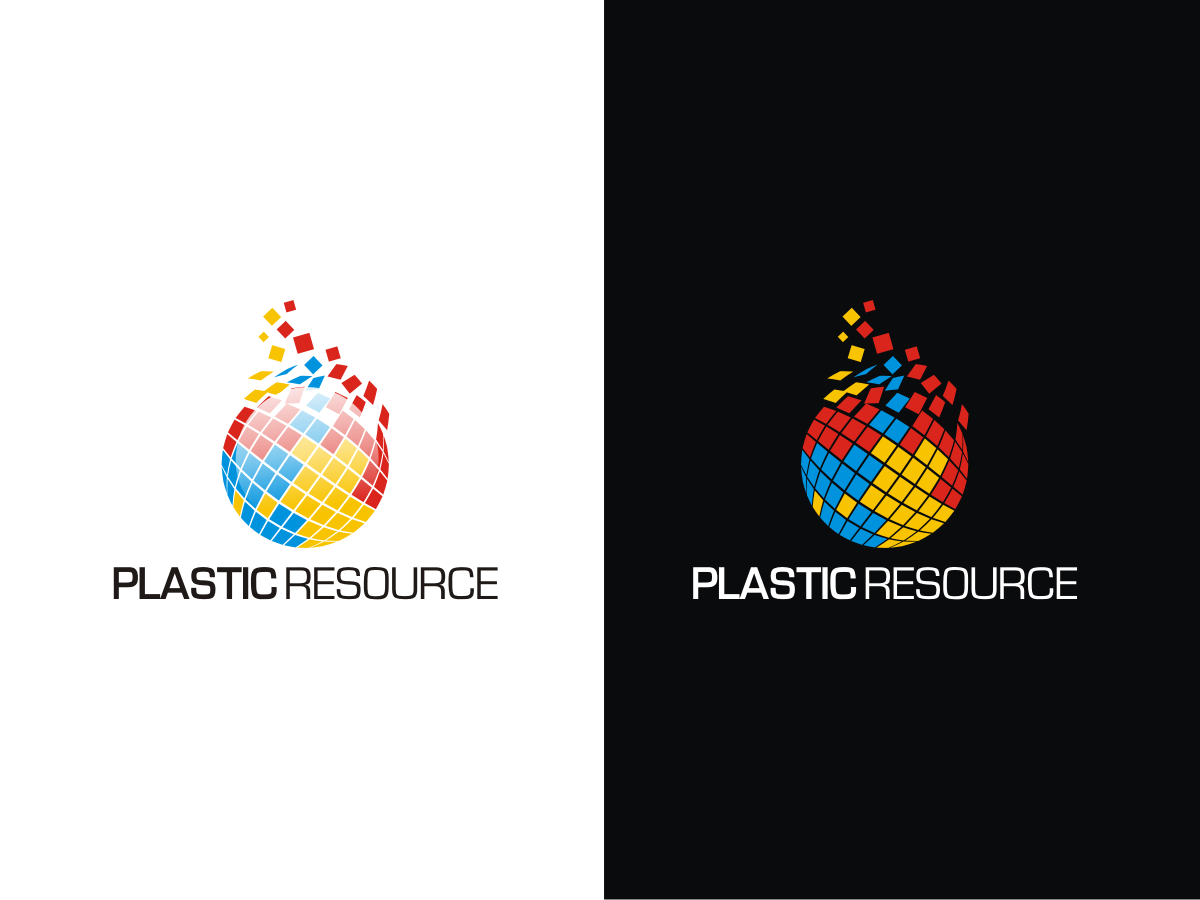 logo for Plastic Resource (also known as PRI)