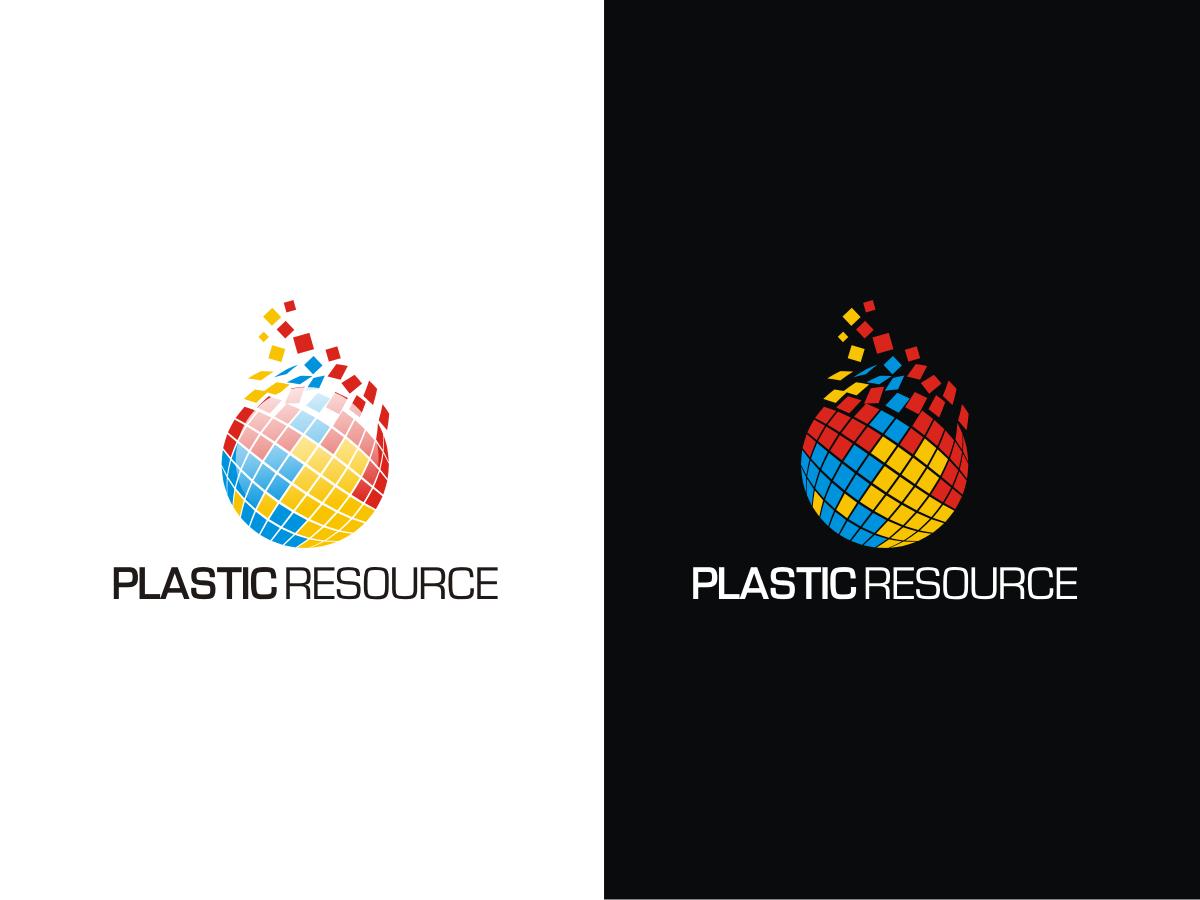 logo for Plastic Resource (also known as PRI)