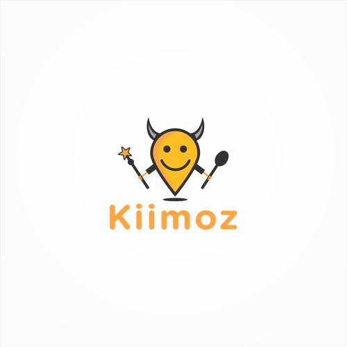 Create a logo and identity for Kiimoz, the collaborative leisure search app