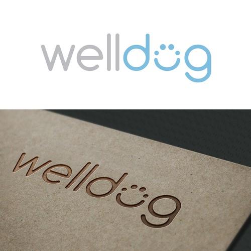 """welldog"" .  DOG REHAB NEEDS A NEW LOGO!!"