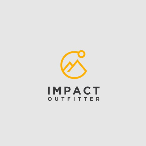 Logo line of Impact Outfitter company