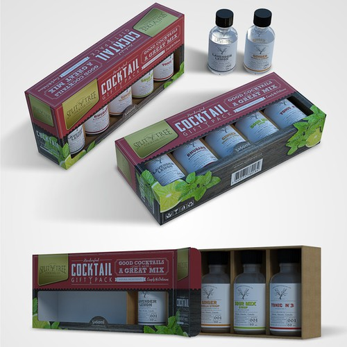 COCKTAIL GIFT PACK