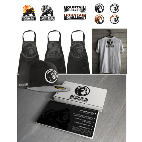 smart design for mountain grilllers