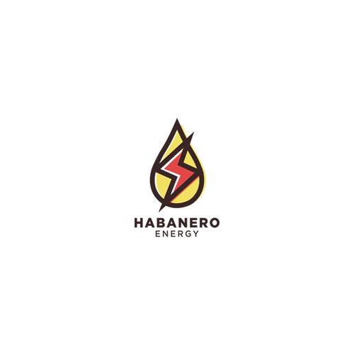 Logo design concept for Habanero Energy