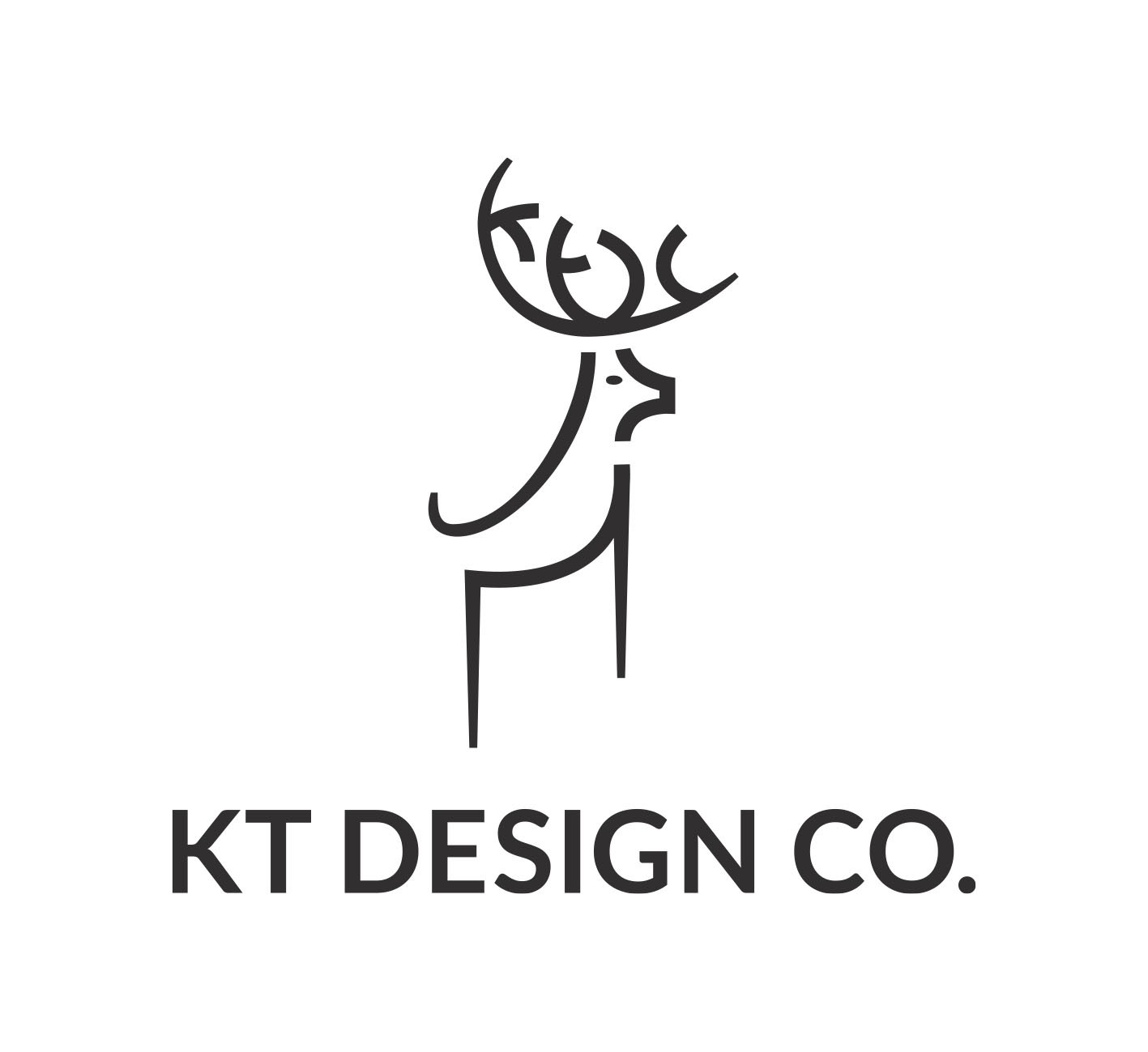 KT Design Company needs a unique and creative logo!