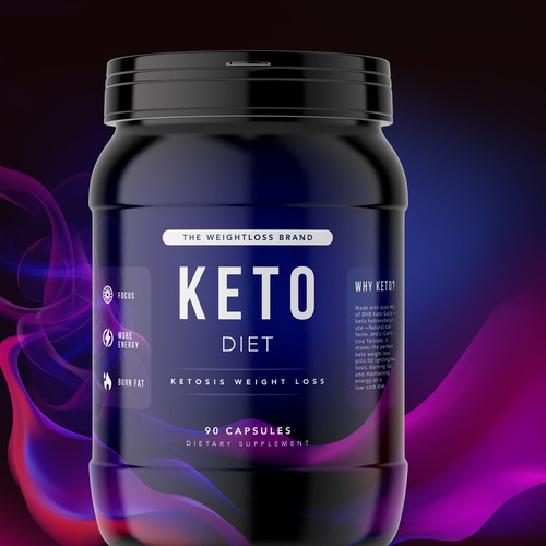 Package Design for Dietary Supplement