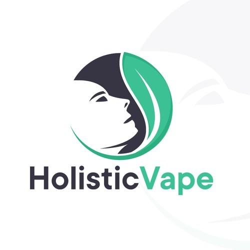 herbal vaping pen logo