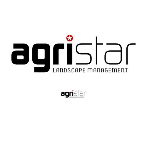 AgriStar landscape logo
